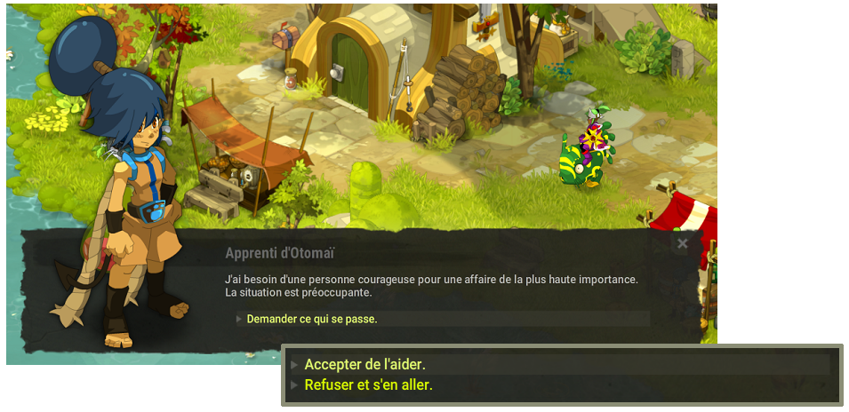 Attention à la Bête dofus