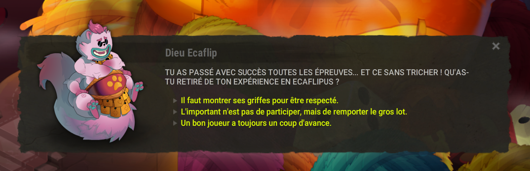 dimension ecaflips dofus