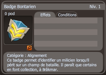 badge bontarien