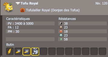 tofu royal dofus