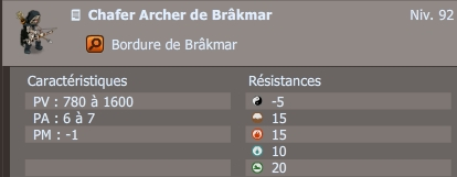 Chafer Archer de Brâkmar