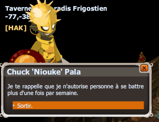 Fight club dofus