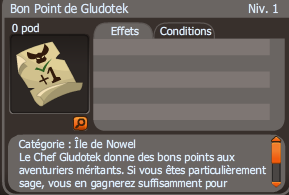 bon point de gludotek