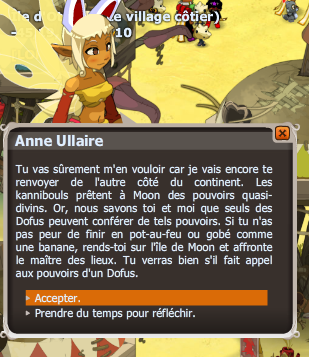 Tour d'horizon dofus