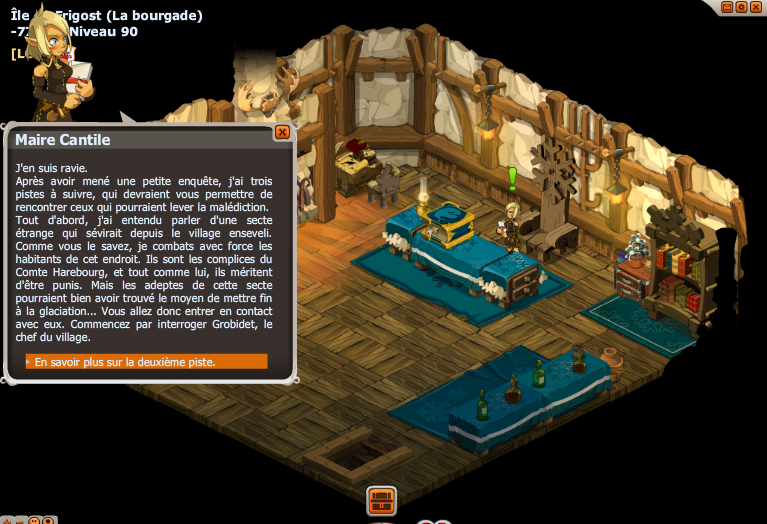 Mission Solution dofus